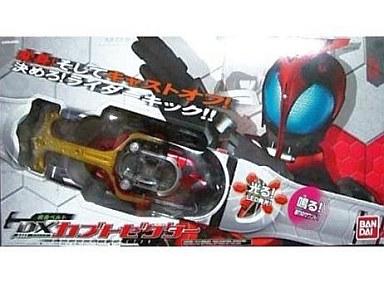 【中古】おもちゃ 変身ベルト DXカブトゼクター 「仮面ライダーカブト」