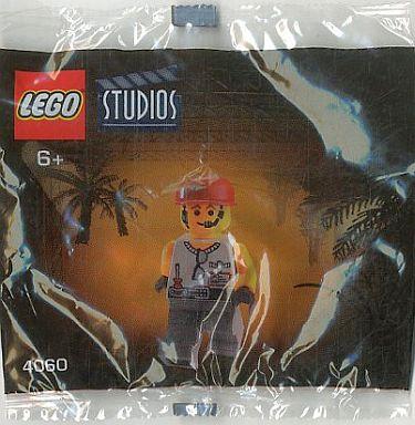 【中古】おもちゃ LEGO 装置 「コカ・コーラ オリジナル レゴスタジオ コレクション」 4060