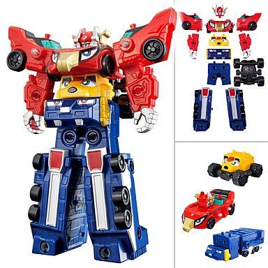 【中古】おもちゃ ジョイント合体 エンジンオー 「炎神戦隊ゴーオンジャー」 レジェンド戦隊シリーズ