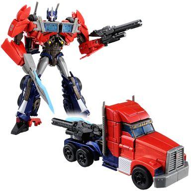 【中古】おもちゃ オプティマスプライム 「トランスフォーマープライム」 ファーストエディション