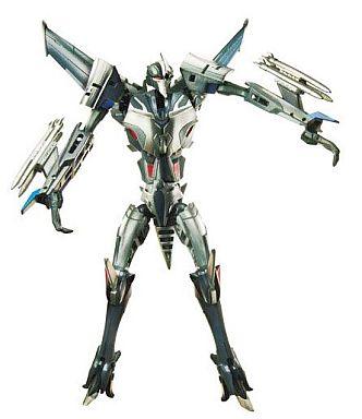 【中古】おもちゃ スタースクリーム 「トランスフォーマープライム」 ファーストエディション