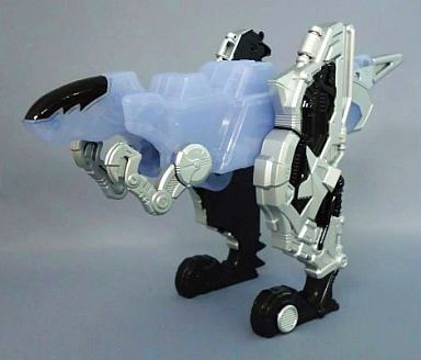 【中古】おもちゃ 変形ガイア恐竜 ファングメモリ(初回生産限定特典欠品) 「仮面ライダーW」
