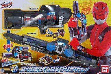【中古】おもちゃ バスターギアシリーズ ゴーバスターズDXなりきりセット 「特命戦隊ゴーバスターズ」