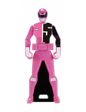 【中古】おもちゃ デカピンク 「海賊戦隊ゴーカイジャー レンジャーキーシリーズ レンジャーキー5」