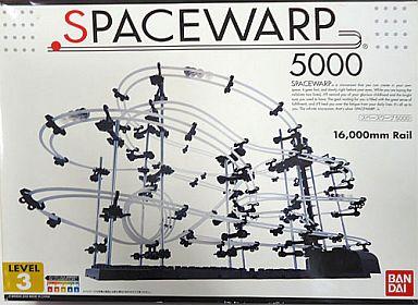【中古】おもちゃ SPACEWARP -スペースワープ- 5000