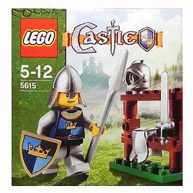 【中古】おもちゃ LEGO レゴ キャッスル The Knight (ナイト) 5615