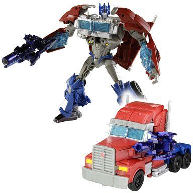 【中古】おもちゃ AM-01 オプティマスプライム 「トランスフォーマープライム」