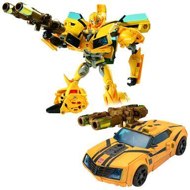 【中古】おもちゃ AM-02 バンブルビー 「トランスフォーマープライム」
