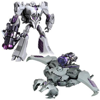 【中古】おもちゃ AM-05 メガトロン 「トランスフォーマープライム」