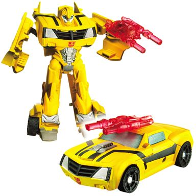 【中古】おもちゃ EZ-04 バンブルビー 「トランスフォーマープライム」