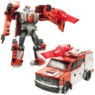 【中古】おもちゃ EZ-06 ラチェット 「トランスフォーマープライム」