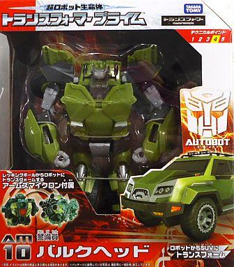 【中古】おもちゃ AM-10 バルクヘッド 「トランスフォーマープライム」