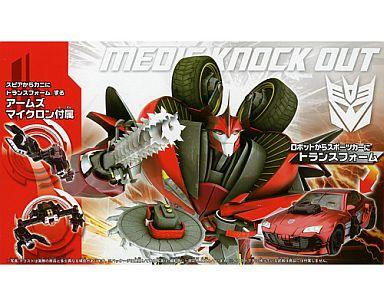 【中古】おもちゃ AM-13 メディックノックアウト 「トランスフォーマープライム」