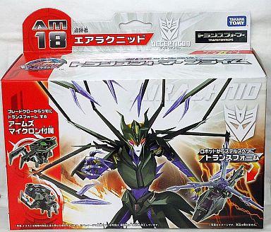 【中古】おもちゃ AM-18 エアラクニッド 「トランスフォーマープライム」
