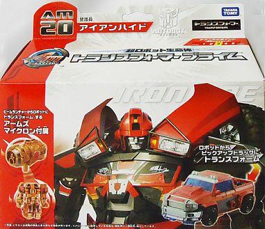 【中古】おもちゃ AM-20 アイアンハイド 「トランスフォーマープライム」
