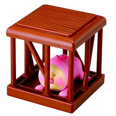 【中古】おもちゃ こびとづかん カゴから出してパズル カクレモモジリ