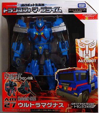 【中古】おもちゃ AM-27 ウルトラマグナス 「トランスフォーマープライム」