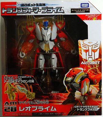 【中古】おもちゃ AM-28 レオプライム 「トランスフォーマープライム」