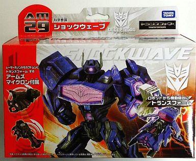 【中古】おもちゃ AM-29 ショックウェーブ 「トランスフォーマープライム」