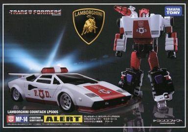 【中古】おもちゃ MP-14 アラート 「トランスフォーマー マスターピース」