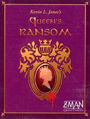 【中古】ボードゲーム 女王の身代金 (Queen's Ransom)
