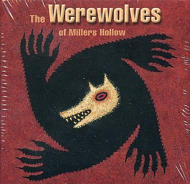 【中古】ボードゲーム ワーウルブズ・オブ・ミラーズ・ホロウ (ミラーズホロウの人狼 The Werewolves of Miller's Hollow)