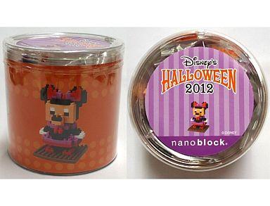 【中古】おもちゃ ナノブロック ミニーマウス ディズニー・ハロウィーン2012 「ディズニー」 東京ディズニーランド限定