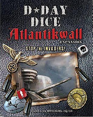 【中古】ボードゲーム D-DAYダイス 拡張 大西洋の壁 (D-Day Dice: Atlantikwall Expansion)