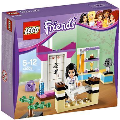 【中古】おもちゃ LEGO カラテレッスン 「レゴ フレンズクラシック」 41002