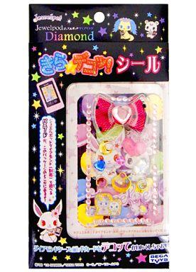 【中古】おもちゃ ジュエルポッドダイアモンド きら☆デコッシール 15 「ジュエルペット」