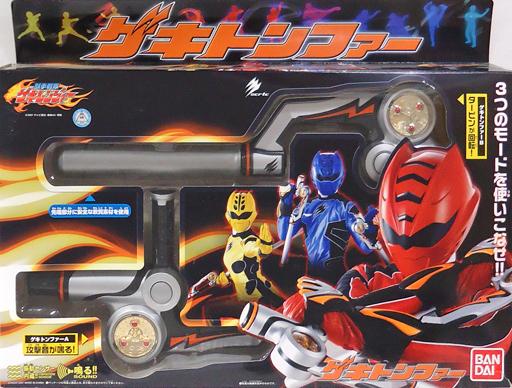 【中古】おもちゃ ゲキトンファー 「獣拳戦隊ゲキレンジャー」