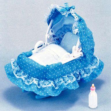 【中古】おもちゃ ゆりかごセット 「シルバニアファミリー」