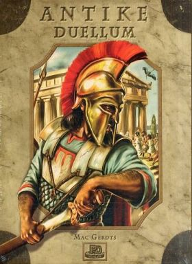 【中古】ボードゲーム 古代決戦 (Antike Duellum)