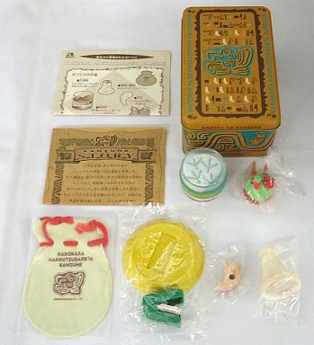 【中古】おもちゃ 森永チョコボール おもちゃのカンヅメ 過去から発掘されたカンヅメ