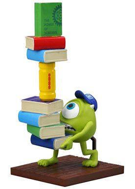 【中古】おもちゃ マイクのバランスゲーム ドッキドキとしょかん! 「モンスターズ・ユニバーシティ」