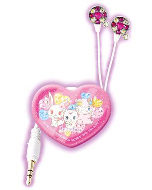 【中古】おもちゃ ジュエルミュージックポッド キラキライヤホン ピンク 「ジュエルペット」