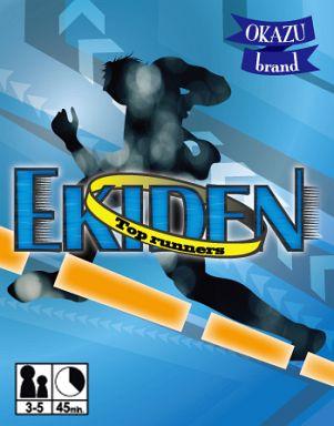 【中古】ボードゲーム エキデン 新版 -EKIDEN-