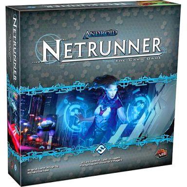 【中古】ボードゲーム アンドロイド:ネットランナー (Android: Netrunner)