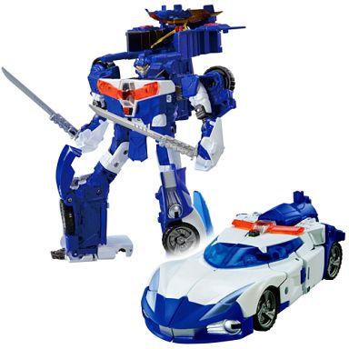 【中古】おもちゃ G01 侍チーム1号 ケンザン 「参乗合体 トランスフォーマーGo!」