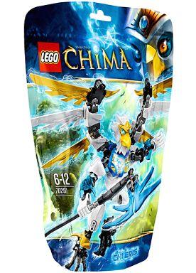 【中古】おもちゃ LEGO エリス 「レゴ チーマ」 70201