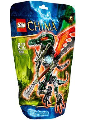 【中古】おもちゃ LEGO クラッガー 「レゴ チーマ」 70203