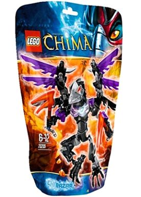 【中古】おもちゃ LEGO ラザール 「レゴ チーマ」 70205