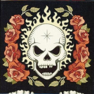 【中古】ボードゲーム 髑髏と薔薇 (Skull & Roses)
