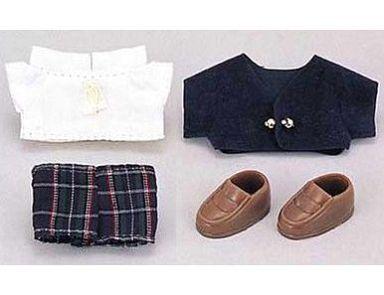 【中古】おもちゃ ぼくの制服セット 「シルバニアファミリー」