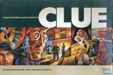 【中古】ボードゲーム [日本語訳無し] クルー (Clue)