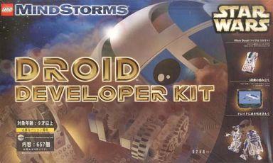 【中古】おもちゃ LEGO ドロイド ディベロッパーキット 「レゴ マインドストーム スター・ウォーズ」 9748