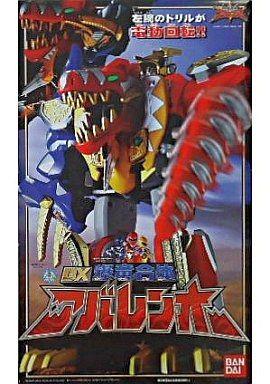 【中古】おもちゃ [ランクB] DX爆竜合体 アバレンオー「爆竜戦隊アバレンジャー」