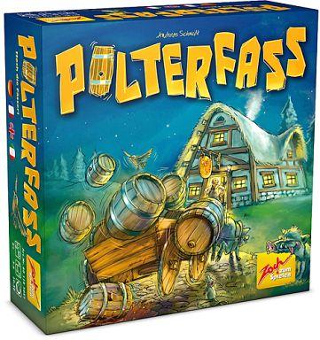 【中古】ボードゲーム ポルターファス (Polterfass)
