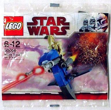 【中古】おもちゃ LEGO バトル・ドロイド オン STAP 「レゴ スター・ウォーズ」 30004