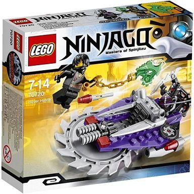 【中古】おもちゃ LEGO ホバー・ハンター 「レゴ ニンジャゴー」 70720